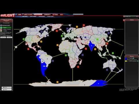 WarLight: Strategic 1v1 Tournament - G5 P1 - vs. Landsat 6