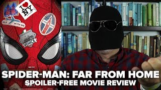 Spider-Man: Far From Home (2019) Movie Review (No Spoilers)