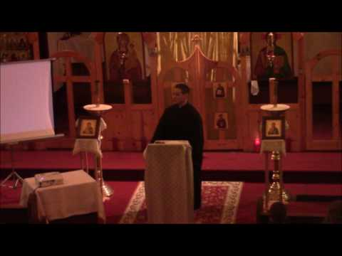 Ithaca Pan-Orthodox Young Adult Retreat [Session 2: Leadership]