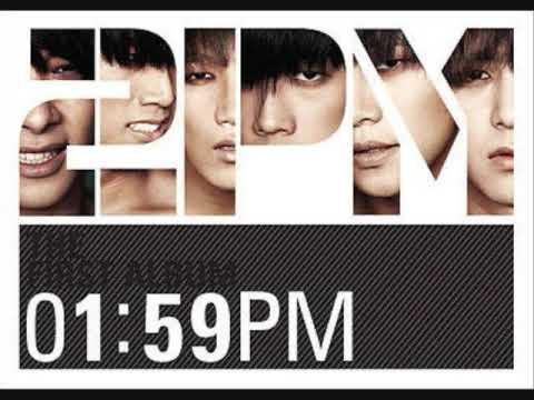 2PM-(HEARTBEAT MP3)