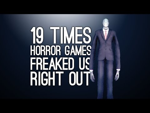 19 Times Horror Games Freaked Us Right Out (What Happens Next?)