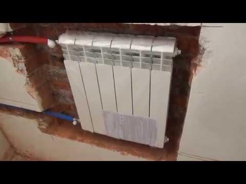 Монтаж отопления, водоснабжения и канализации в частном доме в городе Казань.