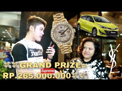 #K-ask(1) HARGA OUTFIT ANAK2 JAKARTA BARAT SEHARGA MOBIL??!!