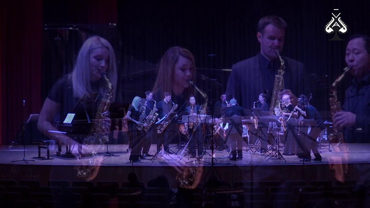 Adolphesax.com - SOS Sax Orquestra - G. M. Kalinkovich - Conc Capriccio. Kenneth Tse (Soloist)