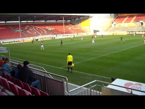 Testspiel Mainz 05 II - VfB Stuttgart II
