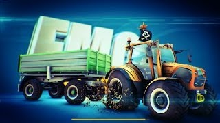 Farm Machine Championships 2014: THE RACE! (farm sim pc game)