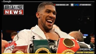 🤑Anthony Joshua & Big Big Baby Miller💰🥊Highest grossing pre-sale boxing event in MSG history!😱🤑
