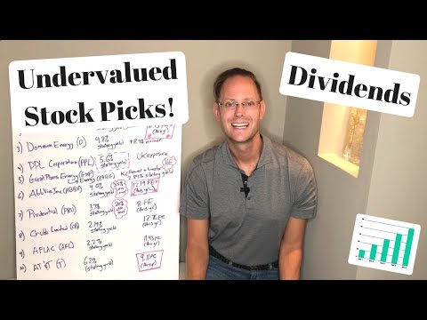 TOP 10 DIVIDEND STOCKS ON MY WATCHLIST (Should I Buy These Stock Picks?)