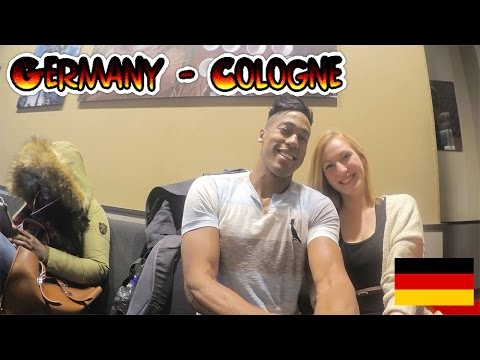 #NoBrainNoGains 020 - Germany Pt1 - Cologne, First time in a ship, Coushsurfing