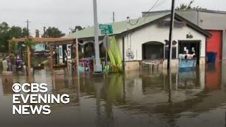 Nicholas threatens Gulf Coast with catastrophic floods