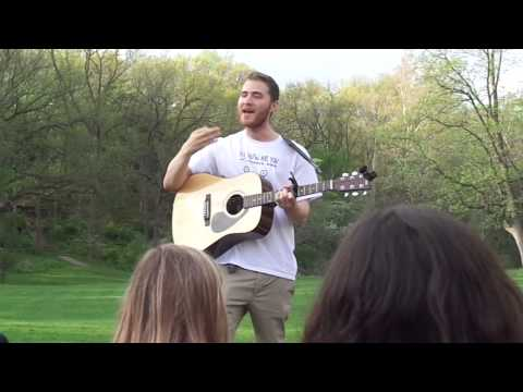 """Mike Posner  And Matt Greenberg ~ """"I Took A Pill In Ibiza"""" Ann Arbor 050915"""