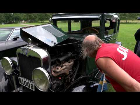 Classic Cars Sundby Gård 150715 UHD 4K