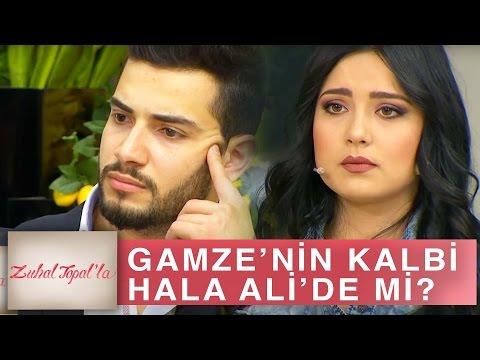 Zuhal Topal'la 167. Bölüm (HD) | Bilal ile Gamze Arasında