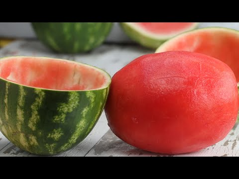 Download Youtube: Trick Your Friends With This Skinned Watermelon