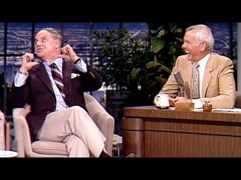 Don Rickles Tears Into Everyone On The Tonight Show Starring Johnny Carson - 11/26/1980