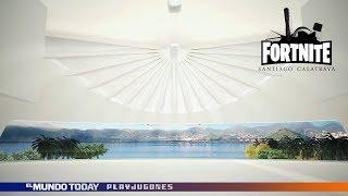 Así será la nueva actualización de Fortnite inspirada en Santiago Calatrava | El Mundo Today 24H
