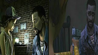 The Evolution of Lee - The Walking Dead: