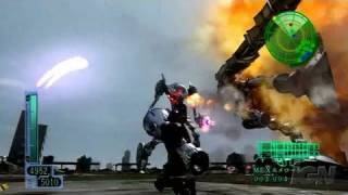 The Earth Defense Force 2017 Xbox 360