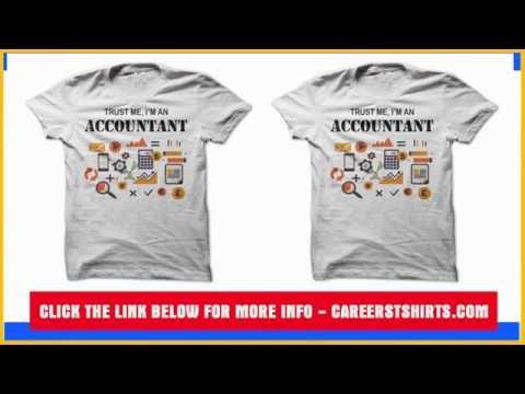 f9d163a2 Trust Me I'm An Accountant T Shirt & Hoodie - YouTube