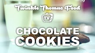 SIMPLE AND QUICK CHOCOLATE COOKIES RECIPE