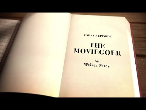 media as coursework Find Another Essay On The Moviegoer By Walker Percy
