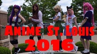 Anime St. Louis 2016: Saturday
