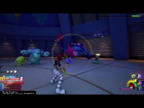 Broke The Frog (Kingdom Hearts 3 Level 1 Critical Mode Hell)