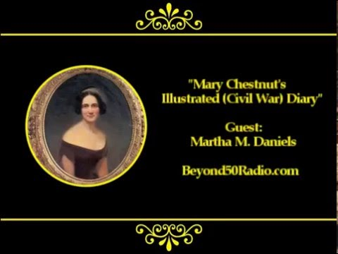 Mary Chestnut's Illustrated (Civil War) Diary