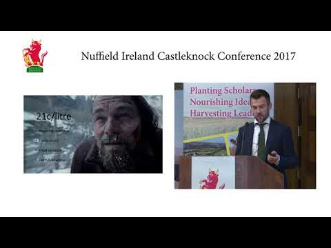 """Risky Business: Managing Dairy Volatility"" Peter Farrell 2016 Nuffield Ireland Scholar"
