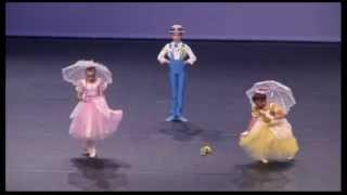 Baletní přípravka Terpsichoré - Annen polka