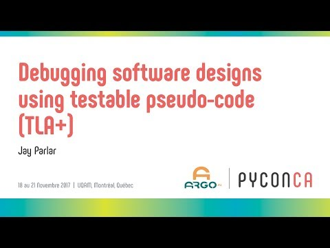 Image from Debugging software designs using testable pseudo-code