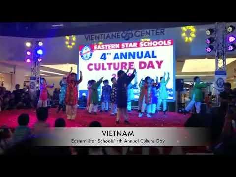 Eastern Star Schools' 4th Annual Culture Day VIETNAM