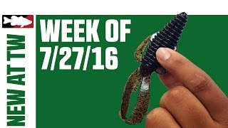 What's New At Tackle Warehouse w. Matt Solorio  - 7/27/16
