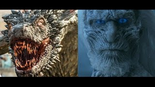 WHITE WALKERS VS DRAGONS  (THE TRUTH ABOUT JON SNOW)