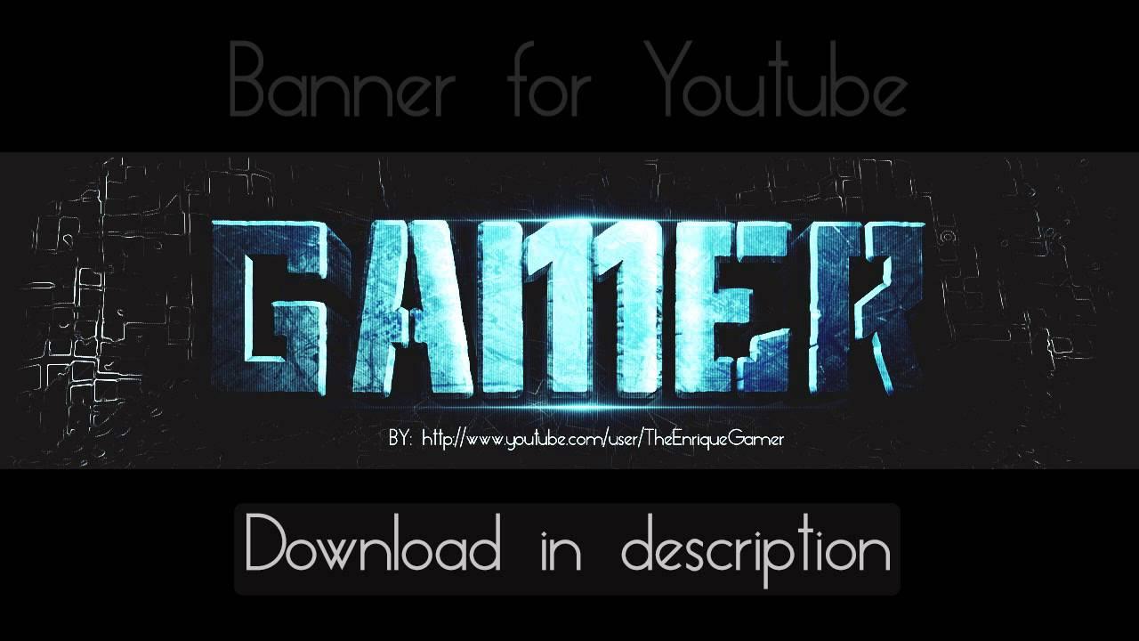 Free Banner for Youtube 2013 Banner Grátis