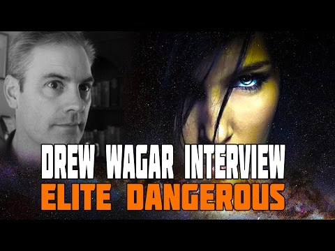 Interview with Drew Wagar - Author of Elite Reclamation and a Lore Writer for Elite Dangerous