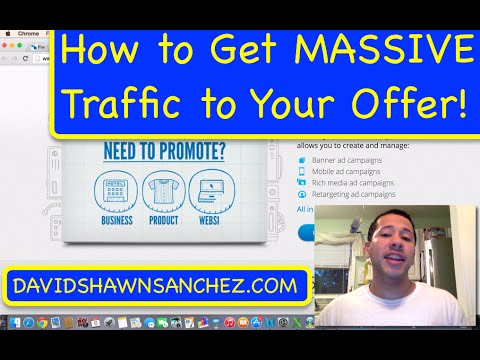 Generating Traffic Made Easy | One Simple Method You Can Use Today to Drive BIG MLM Traffic