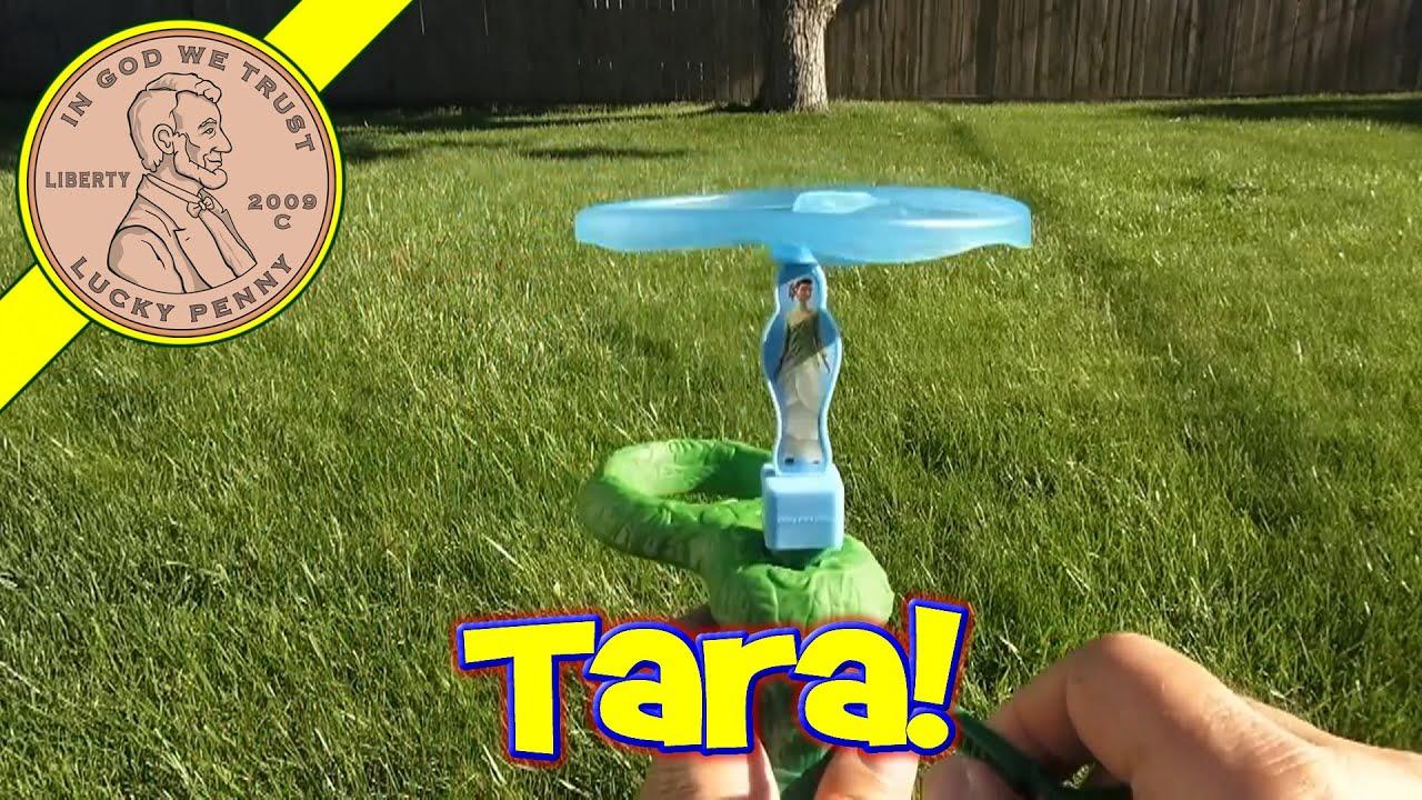 Queen Tara Flyer 3 Epic Movie 2013 Mcdonalds Happy Meal Toy