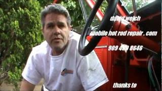 how to install a wiring harness in a 1967 to 1972 chevy truck part 2 -  youtube
