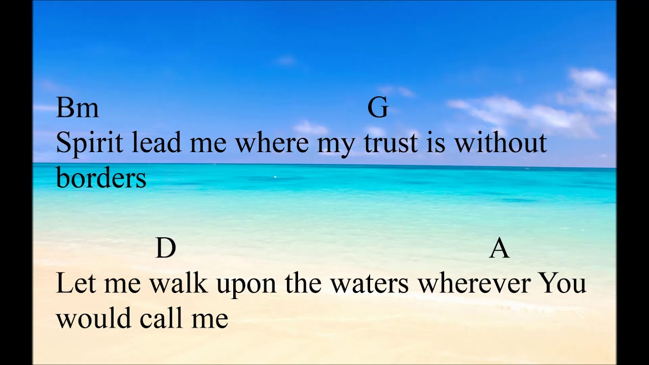 Hillsong oceans where feet may fail lyrics chords youtube hillsong oceans where feet may fail lyrics chords hexwebz Choice Image