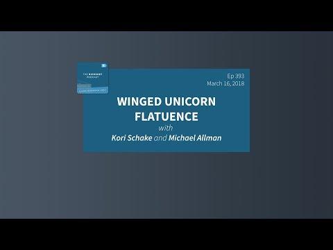 Ricochet Ep 393 - Winged Unicorn Flatuence with Kori Schake & Michael Allman