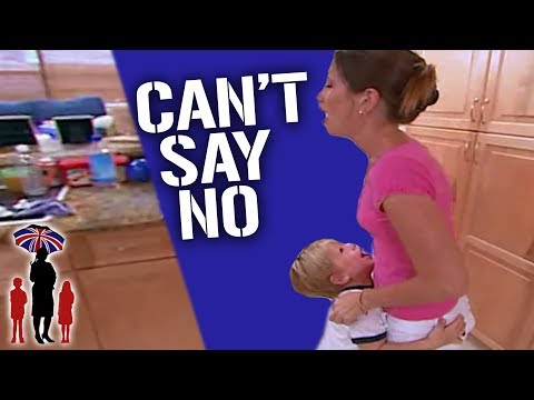 Thumbnail: Mom Can't Say 'No' To Her Out Of Control Kids | Supernanny