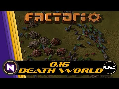Factorio 0 15 - Angels Mods, My Way - E05 MAIN BUS - Angels