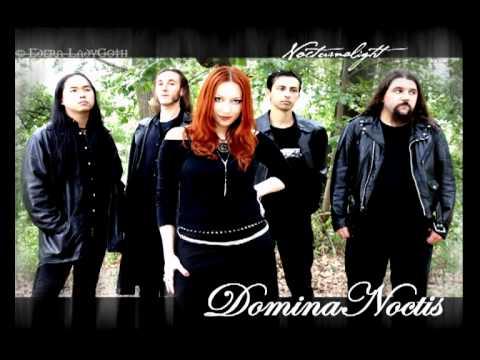 Domina Noctis - Broken Flowers