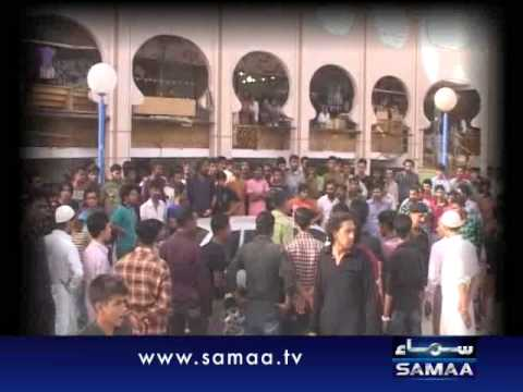 Khufia Operation September 08, 2012 SAMAA TV 2/2