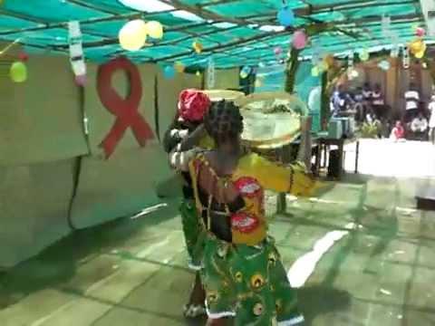 Cultural Festival at Vocational School Nacala - ADPP Mozambique