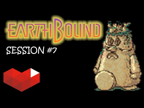 EarthBound - LIVE - Session #7