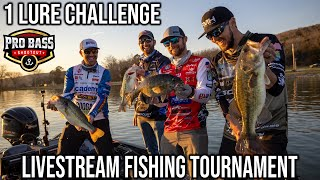 Pro Bass Shootout: 1 Lure Challenge (Team Edition)