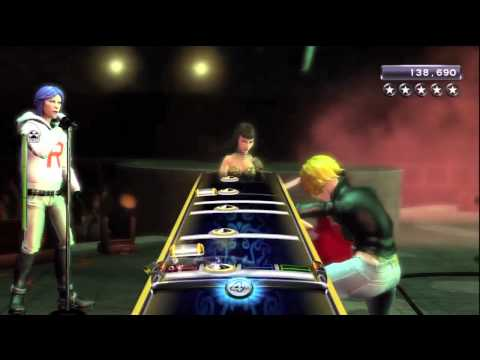 The Luck You Got - The High Strung Rock Band Network Expert Pro Drums FC