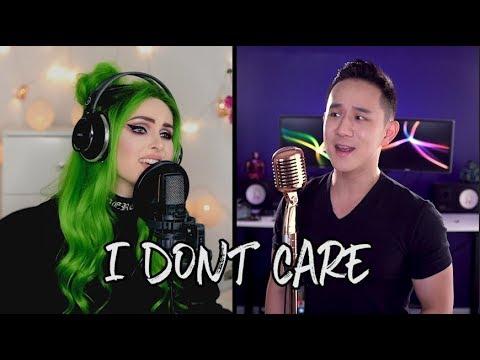 Ed Sheeran & Justin Bieber - I Don't Care (Jason Chen X Sup I'm Bianca)